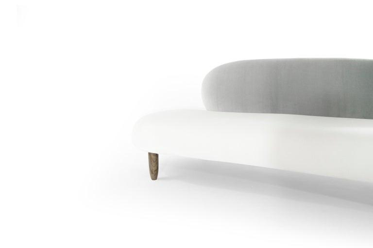 Freeform Sofa by Isamu Noguchi For Sale 5