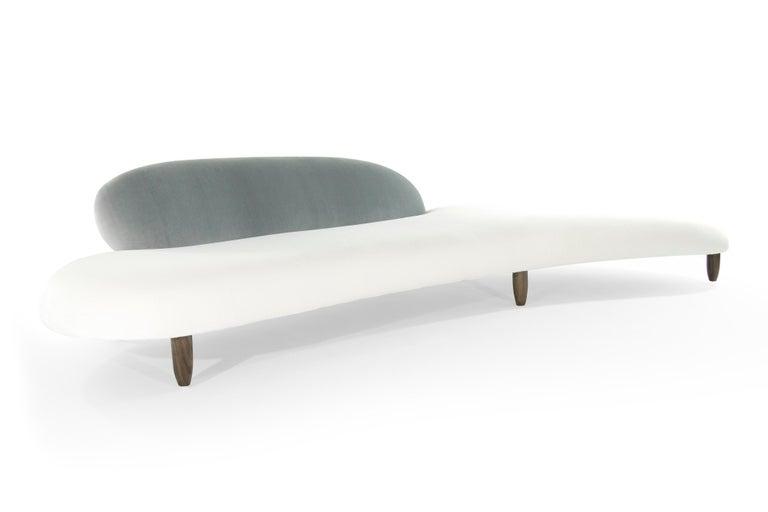 German Freeform Sofa by Isamu Noguchi For Sale