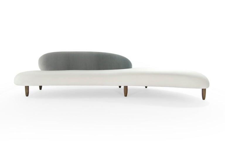 20th Century Freeform Sofa by Isamu Noguchi For Sale
