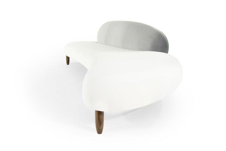 Freeform Sofa by Isamu Noguchi For Sale 1