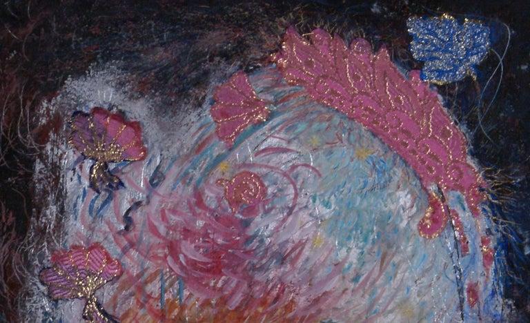Tapestry - Modern Mixed Media Art by Freeman Baldridge