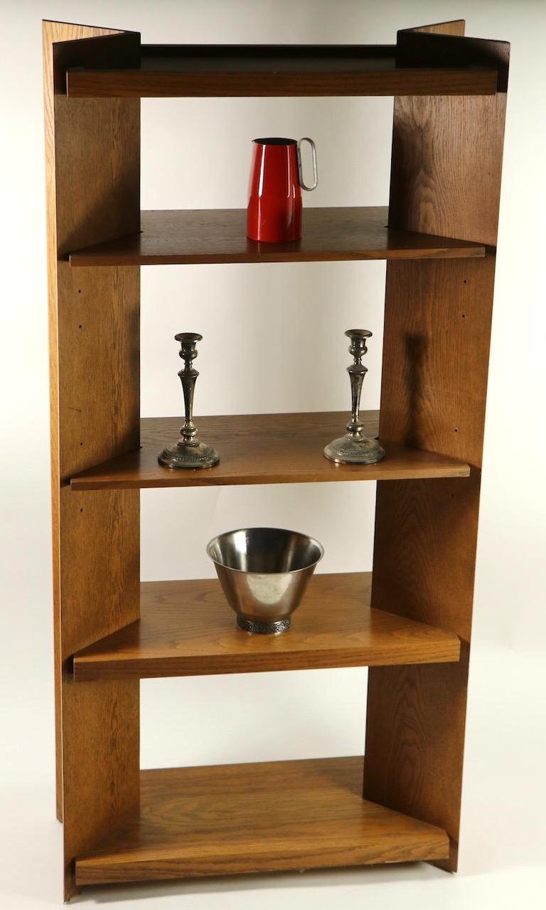 Freestanding Shelf by Lane For Sale 8