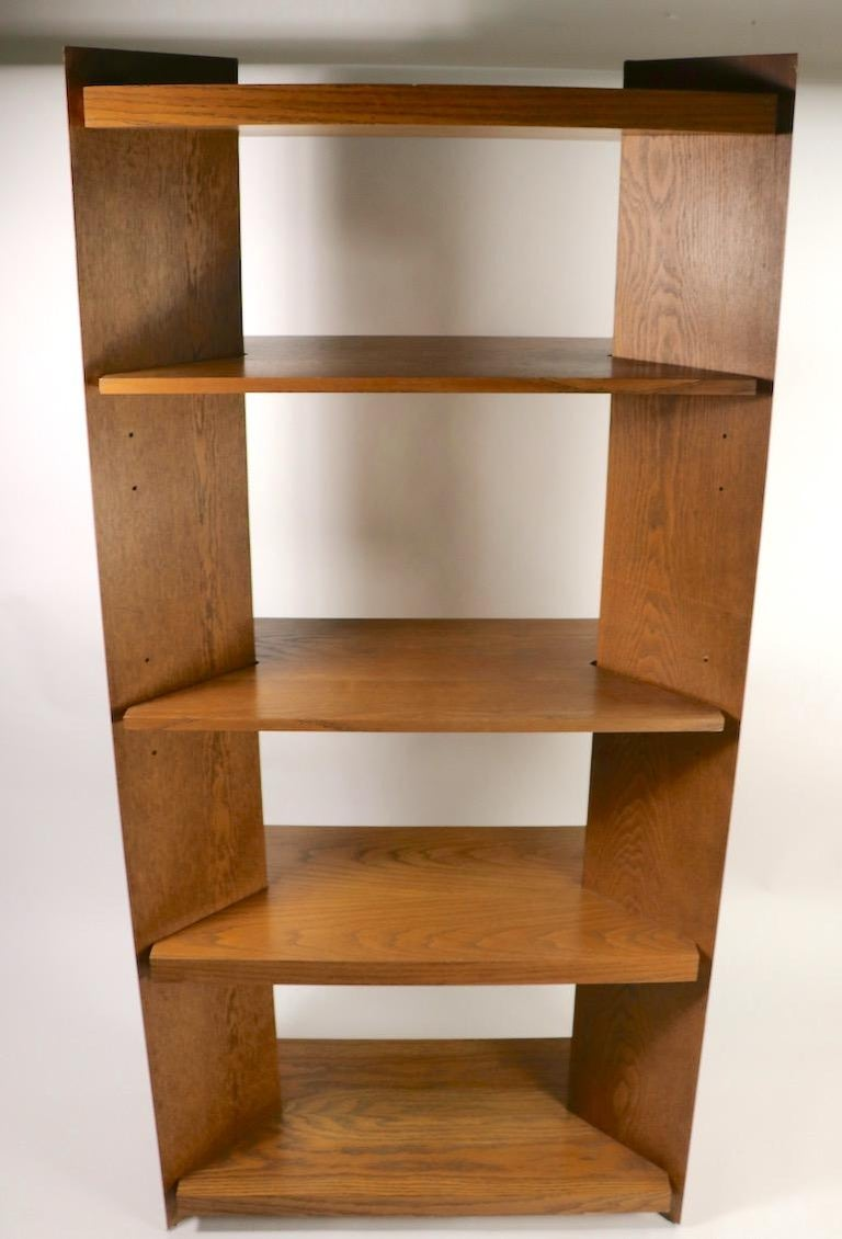 20th Century Freestanding Shelf by Lane For Sale
