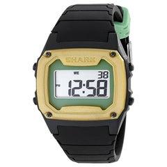 Freestyle Shark Plastic Black Digital Quartz Unisex Watch 103323