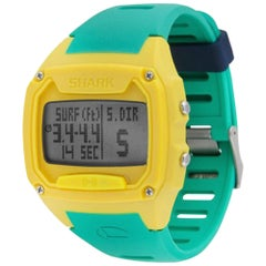 Freestyle Shark Tooth Tide Yellow/Green Digital Quartz Bluetooth Watch 10025778