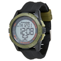 Freestyle Sport Series Kampus XL Digital Watch Black/Olive Men's Watch 103315