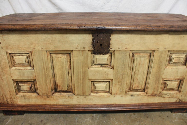 Louis XIV French 17th Century Desk For Sale