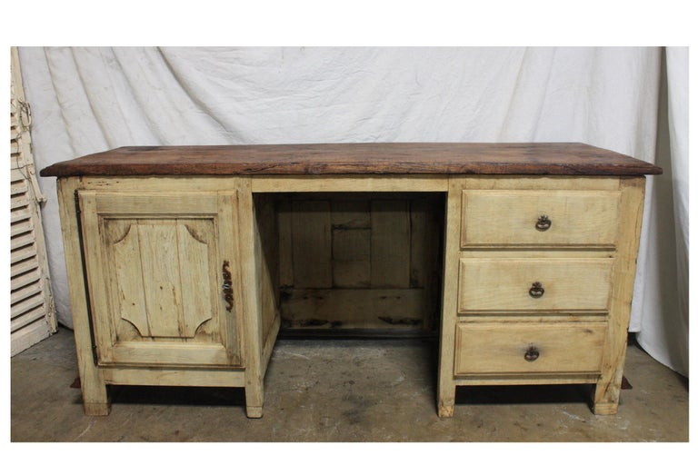 French 17th Century Desk For Sale 1