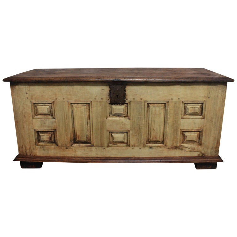 French 17th Century Desk For Sale