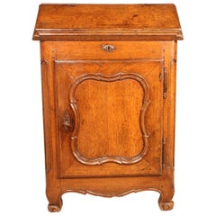 French 18th Century Cabinet/Oratory in Oak