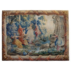 French 18th Century Beauvais Tapestry after Jean Baptiste Oudray, circa 1750