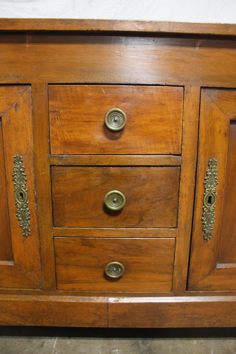 French 18th Century Enfilade For Sale 5