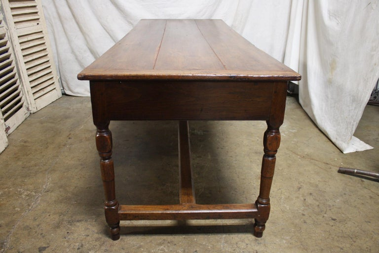 French 18th Century Farm Table For Sale 5