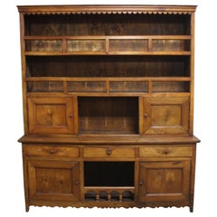 French 18th Century Hutch