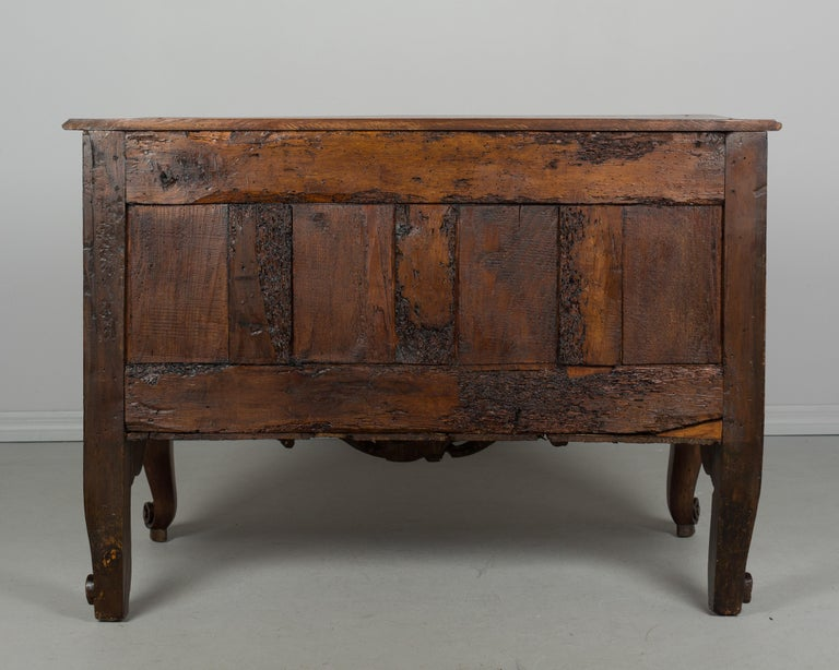 French 18th Century Louis XV Period Commode or Chest of Drawers For Sale 4