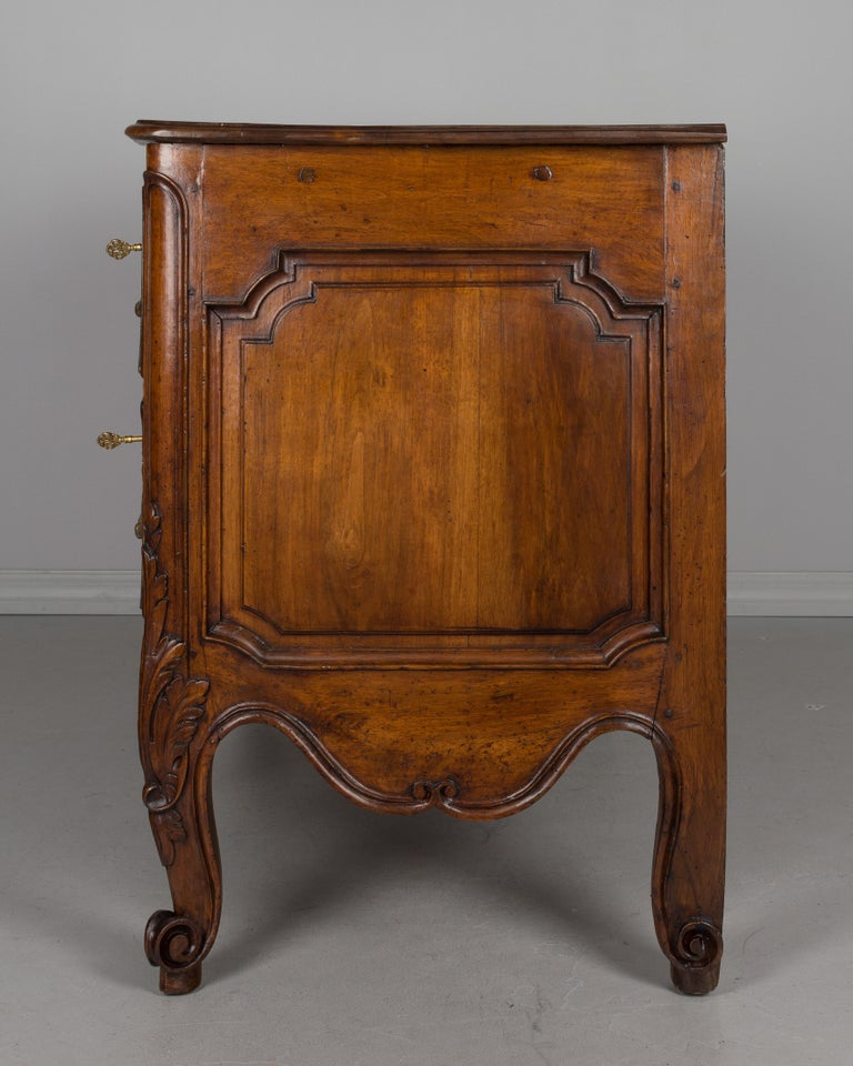 French 18th Century Louis XV Period Commode or Chest of Drawers For Sale 2