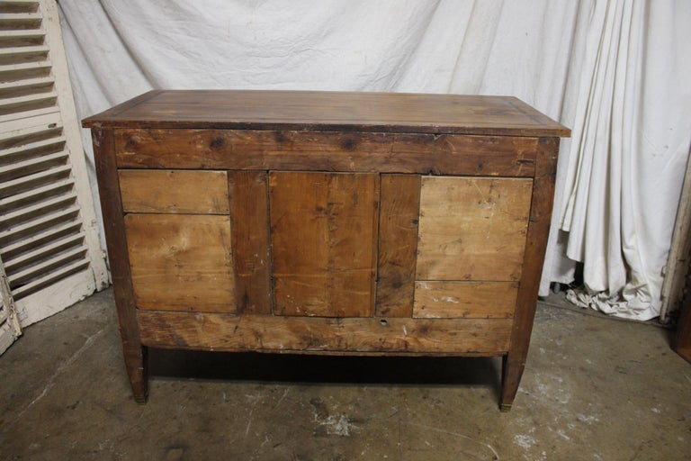 French 18th Century Louis XVI Commode 4