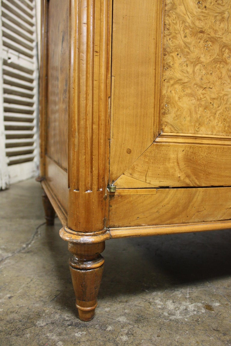 French 18th Century Louis XVI Period Sideboard For Sale 5