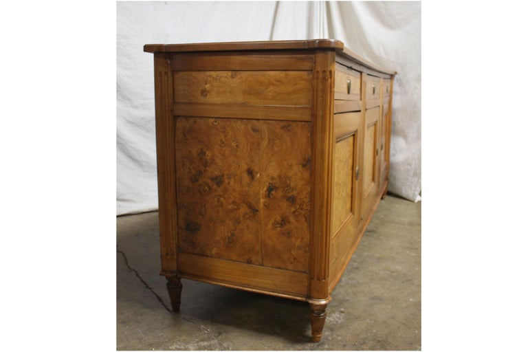 French 18th Century Louis XVI Period Sideboard For Sale 6