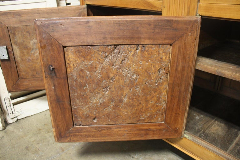 French 18th Century Louis XVI Period Sideboard For Sale 9