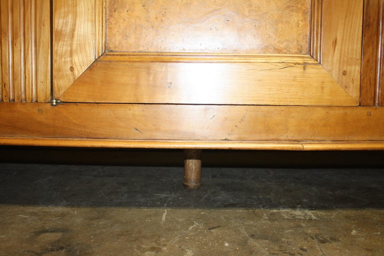 French 18th Century Louis XVI Period Sideboard For Sale 10