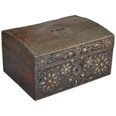 French 18th Century Marriage Coffee, Trunk