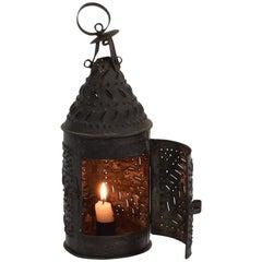 French 18th Century Metal Lantern