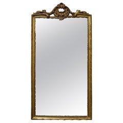 French 18th Century Mirror