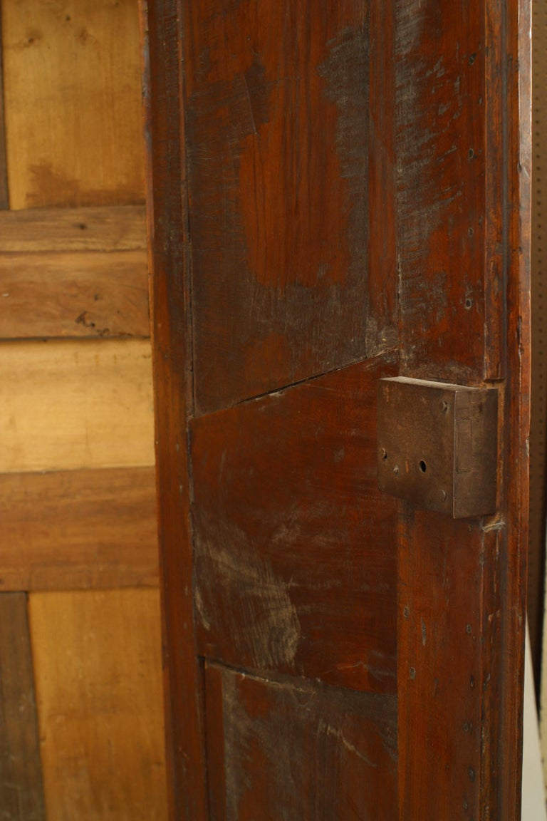 French 18th Century Provincial Walnut Armoire For Sale 4