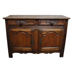 French 18th Century Rustic Buffet