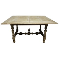 French 18th Century Rustic Table