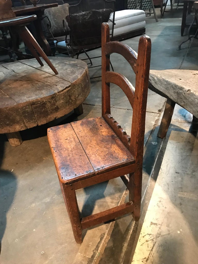 18th Century and Earlier French 18th Century Side Chair For Sale