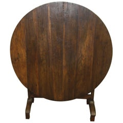 French 18th Century Wine Table