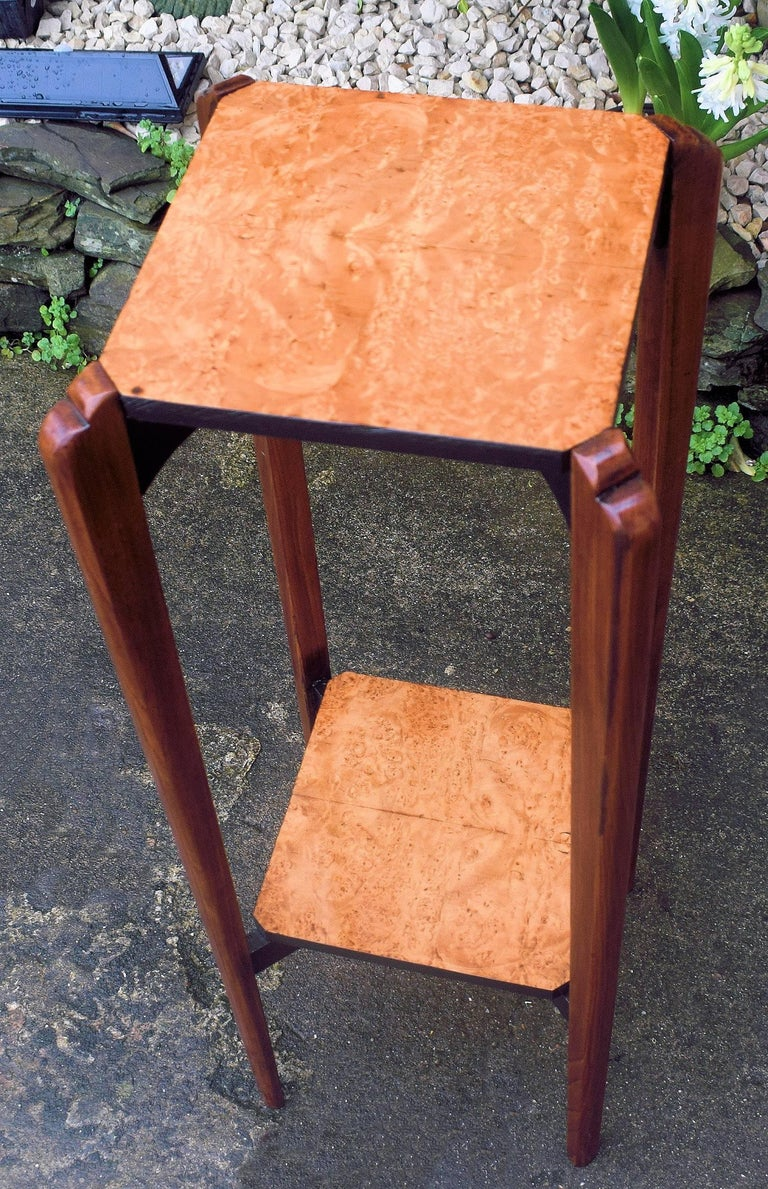 20th Century French 1930's Art Deco Plant Stand For Sale
