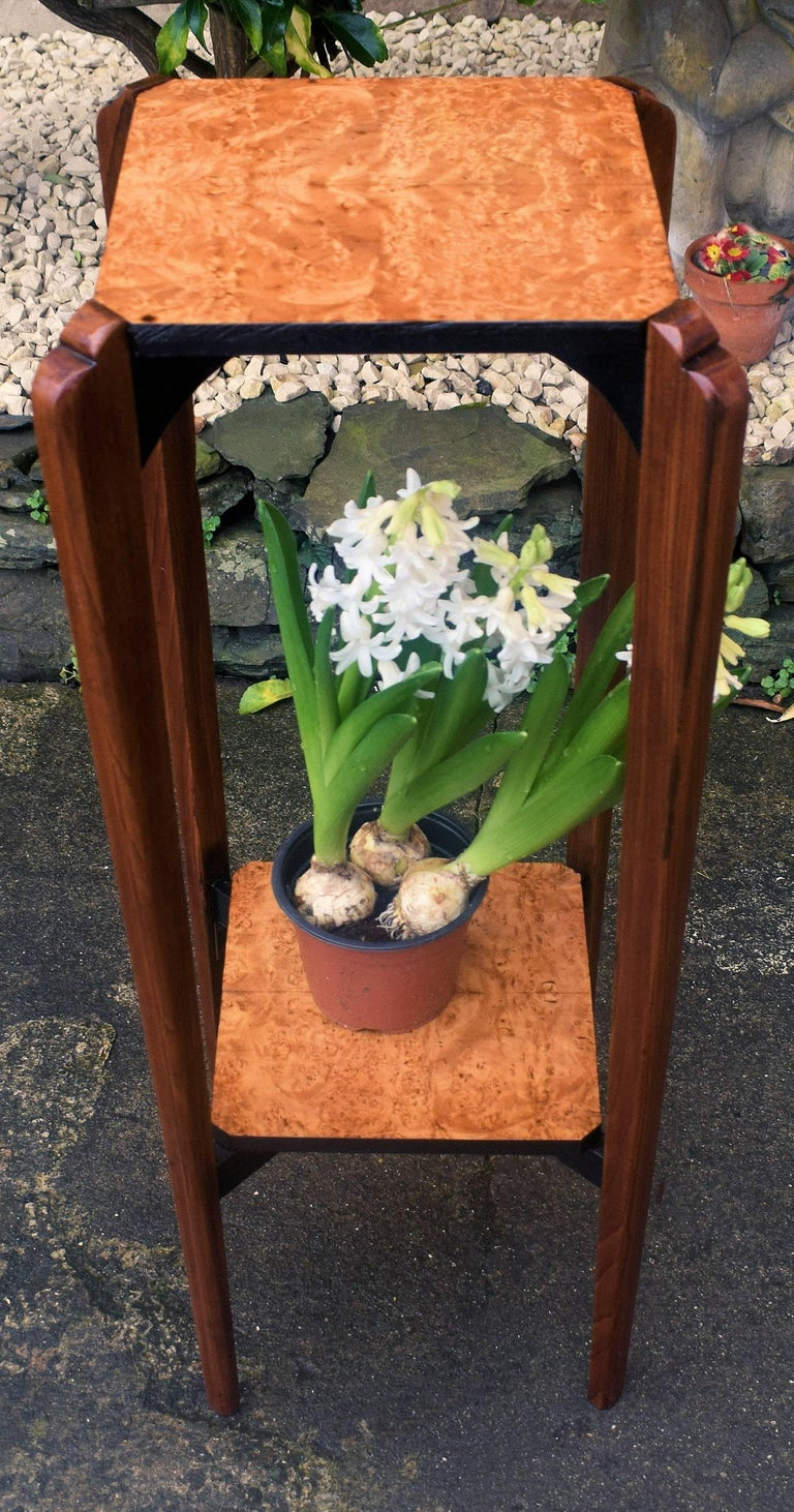 French 1930's Art Deco Plant Stand For Sale 1