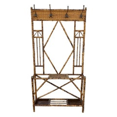 French 1930s Clothes Rack Stand