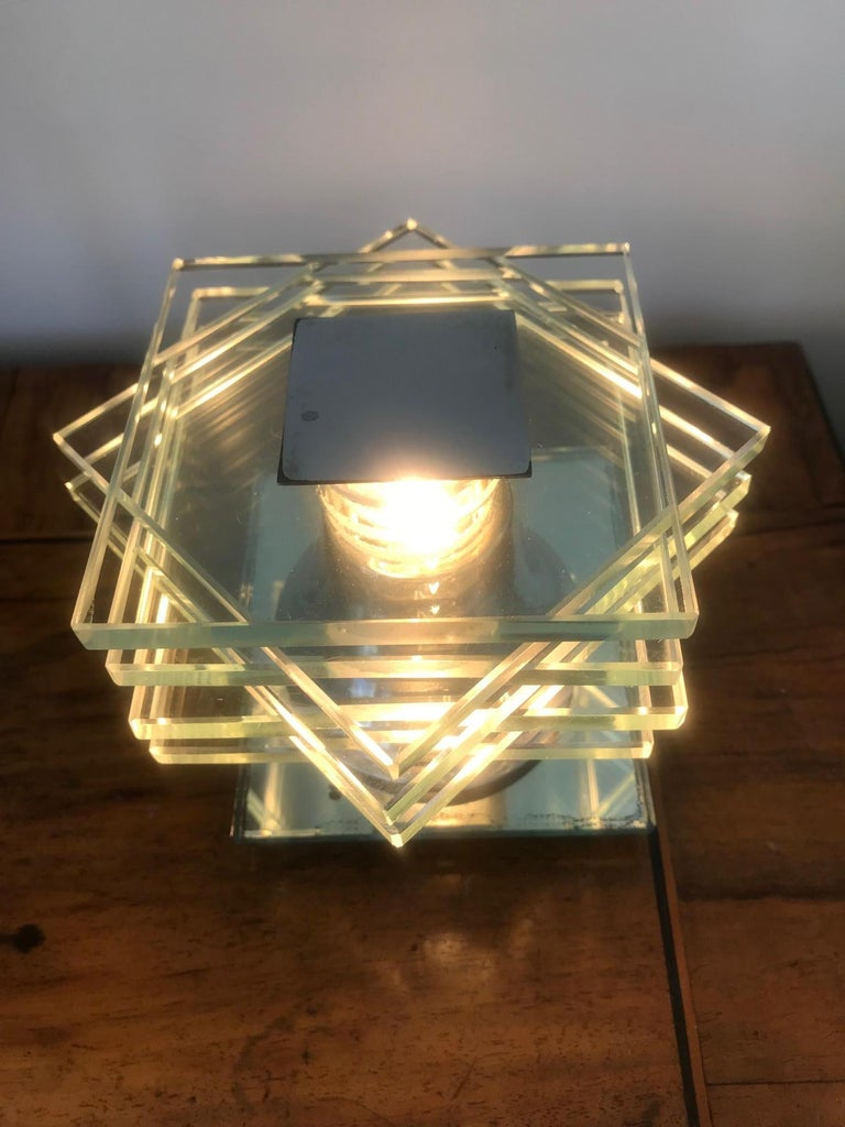 French 1930s Desny Lamp  For Sale 9