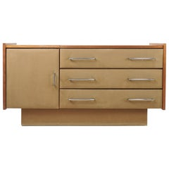 French 1950s - 1960s Deisgn Chest of Drawers by Roger Landault for Regy