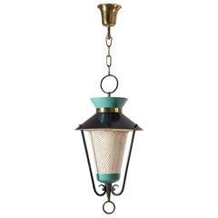 French 1950s Lantern