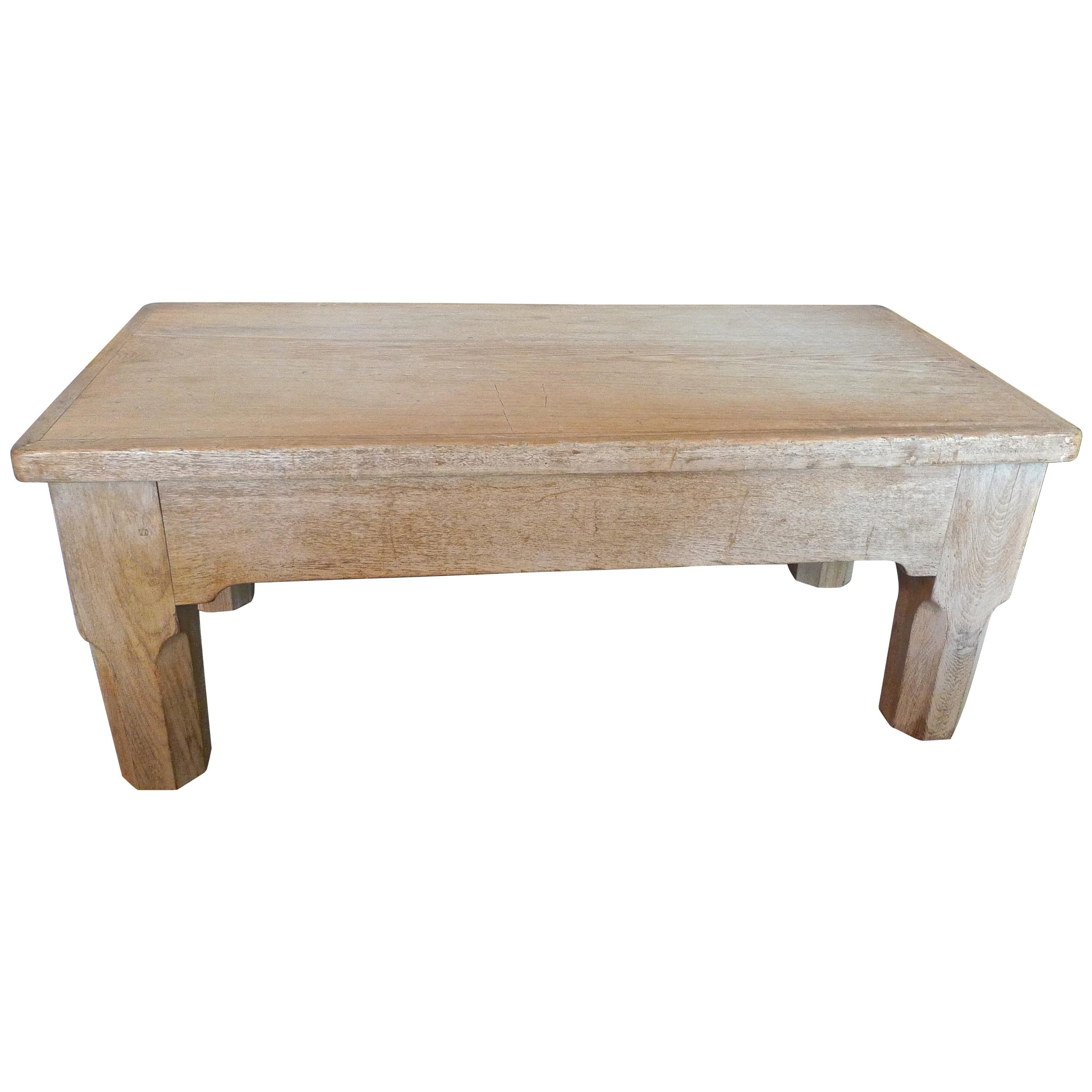 Hungarian butchers block coffee table 1920s at 1stdibs