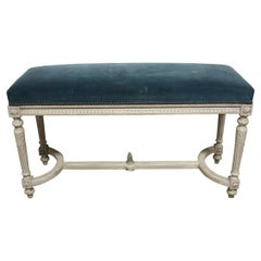 French 19th Century Bench