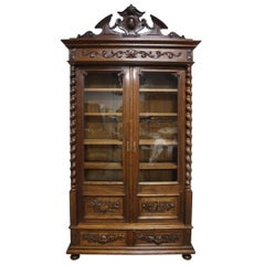 French 19th Century Bookcase