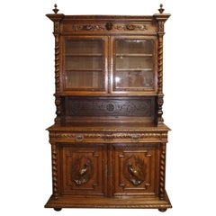 "French 19th Century Buffet ""Deux-Corps"""