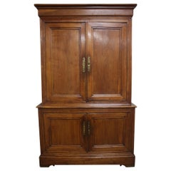 "French 19th Century Cabinet ""Deux-Corps"""