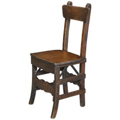 French 19th Century Child's Chair