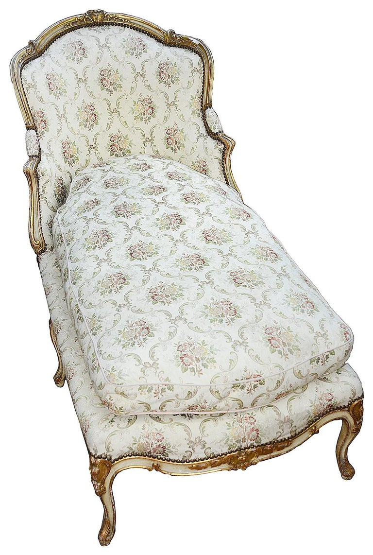 Louis XVI French 19th Century Daybed, circa 1860 For Sale