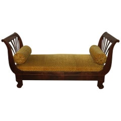French 19th Century Daybed