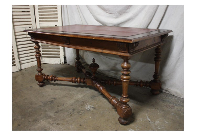 Louis XIV French 19th Century Desk For Sale