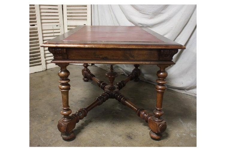 French 19th Century Desk In Good Condition For Sale In Atlanta, GA