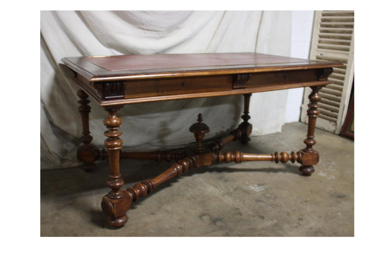 French 19th Century Desk For Sale 1